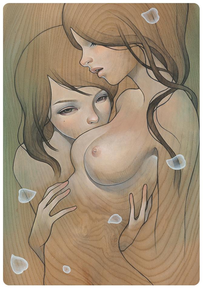 Erotic Lesbian Poetry 62