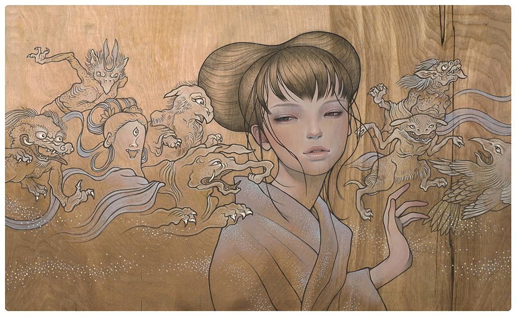 Audrey Kawasaki - Page 2 Hyakki_yako_lj